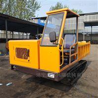 宁波运输渣土 混凝土的履带自卸运输车特点