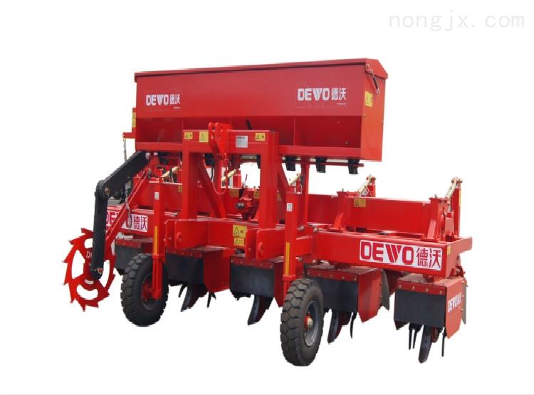 3ZFQ-3.6型中耕施肥机