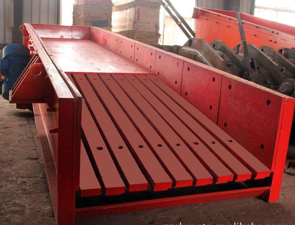 砂石料专用振动给料机振动喂料机生产厂家质量保证