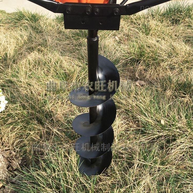 rxjx-3.2-四轮拖拉机带的植树挖坑机供应厂家