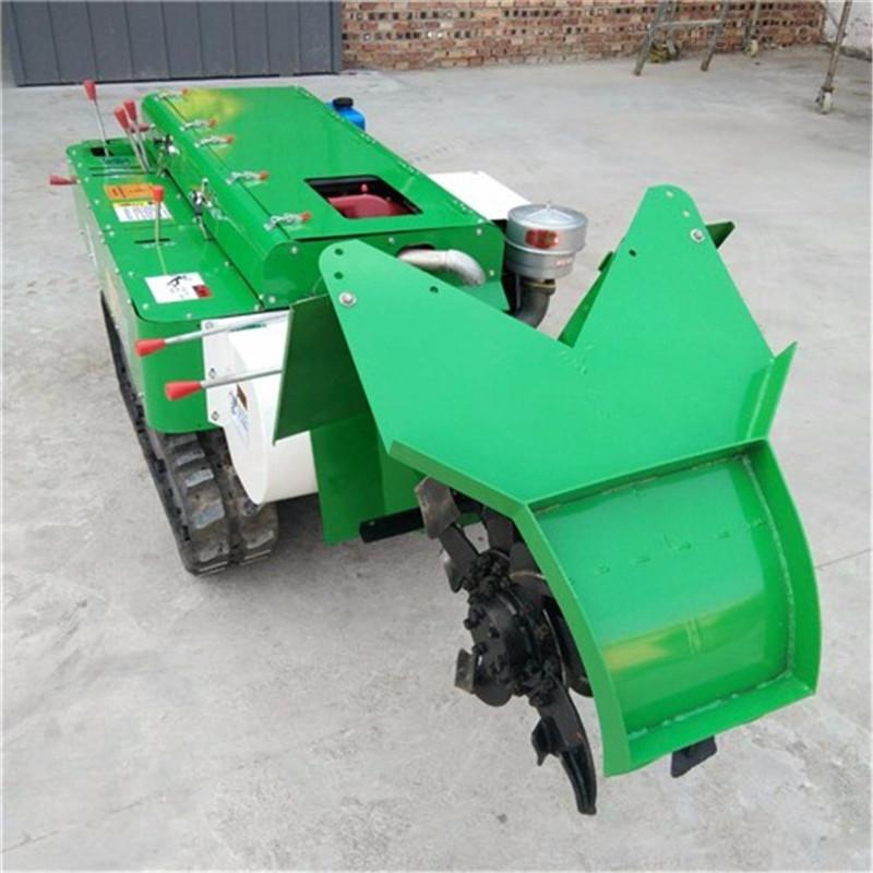 FX-KGJ-多档位调节履带施肥机 果树开沟旋耕机批发