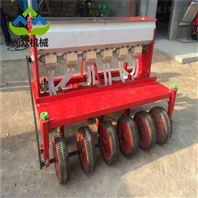 花生铺地膜播种机 棉花大豆精量下种机
