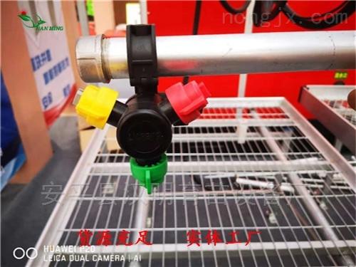 经济型温室喷灌机 汉明自走往返式水车
