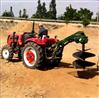 螺旋式地钻挖坑机 手提方便的挖树坑机