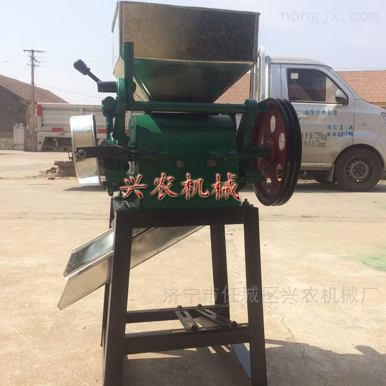 48型玉米大豆挤扁机厂家