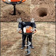 果树种植施肥挖坑机