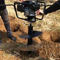 便携式手提汽油挖坑机