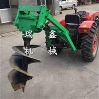 省工省时便携式挖坑机