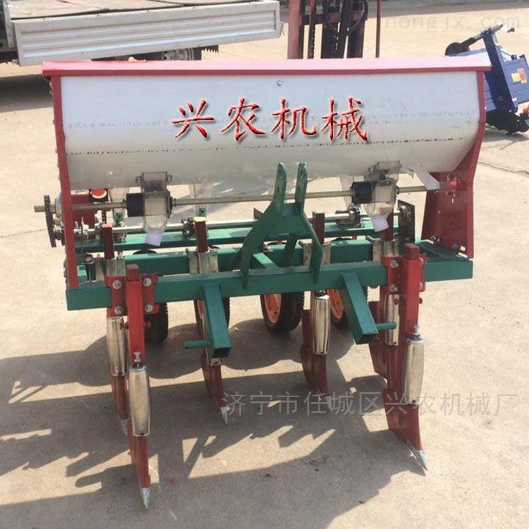供应xnjx-6-四轮带蔬菜谷物施肥播种机
