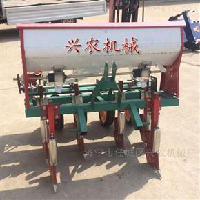 xnjx-6大棚青菜油菜谷子播种施肥机