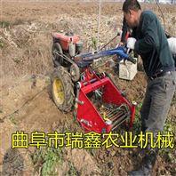 多功能土豆收获机 手持式土豆杀秧机价格