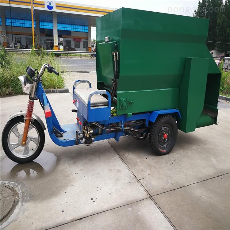 电动撒料车价格