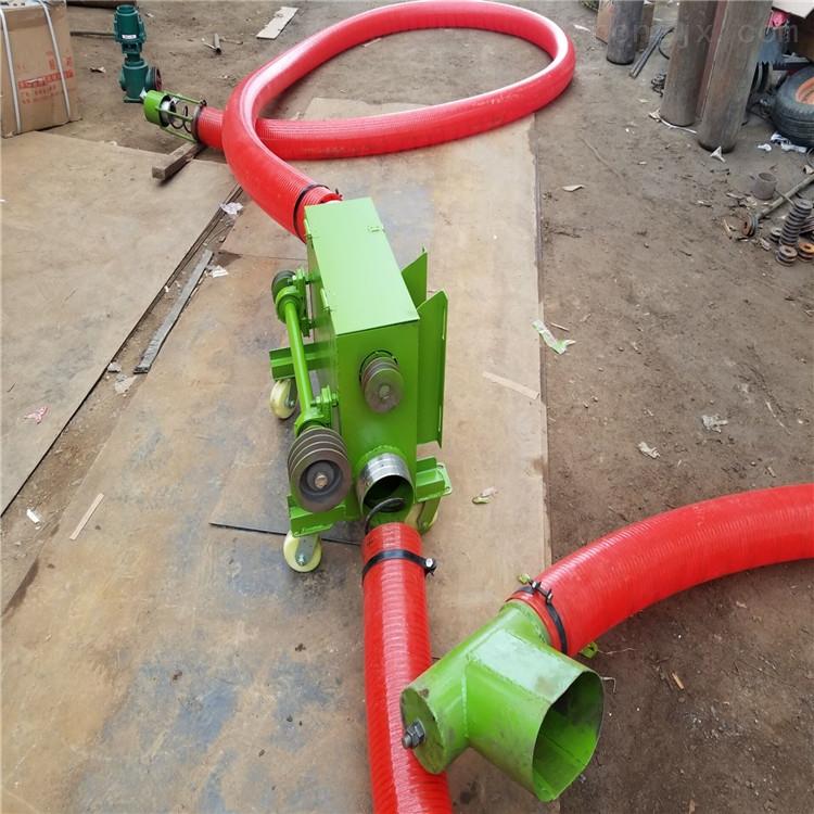雙管吸糧機 湖南稻谷抽糧機 輸送飼料提升機