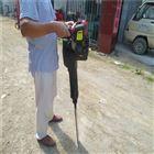 挖树机厂家位置 手提链条起苗机 裸根起树机