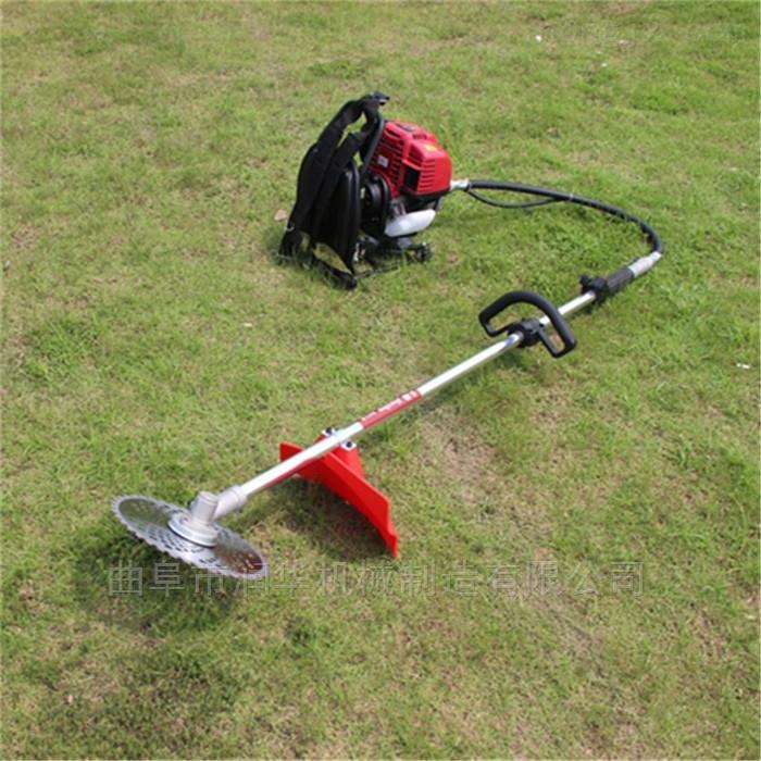 汽油手推式剪草机 节能高效率牧草割草机
