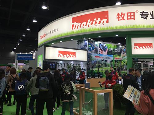 园林园艺盛会,2018广州国际园林机械与园艺工具展精彩不断