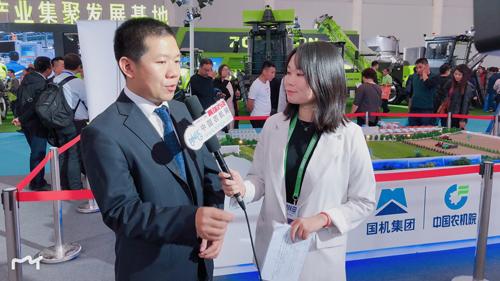 专访中国农科院产业创新中心主任吕黄珍