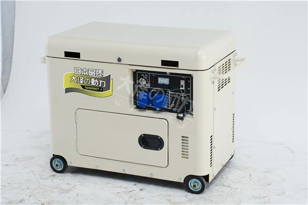 8千瓦柴油发电机图片