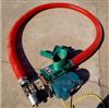 KD车载式电动吸粮机 小型悬挂式抽粮机